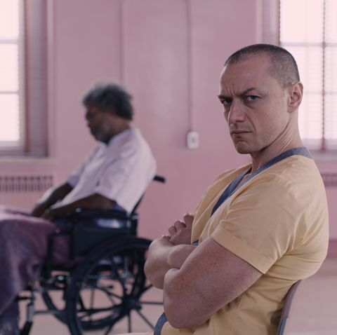 Glass Movie Review M Night Shaymalan Film Is A Middle