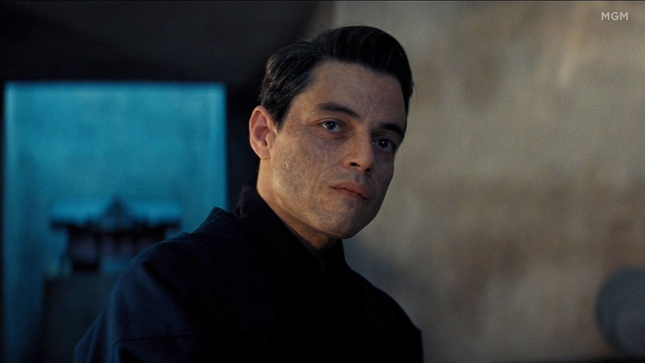 Rami Malek Says 'No Time to Die' Villain Safin May Be Connected to Dr. No -  Bond 25 Villain Details
