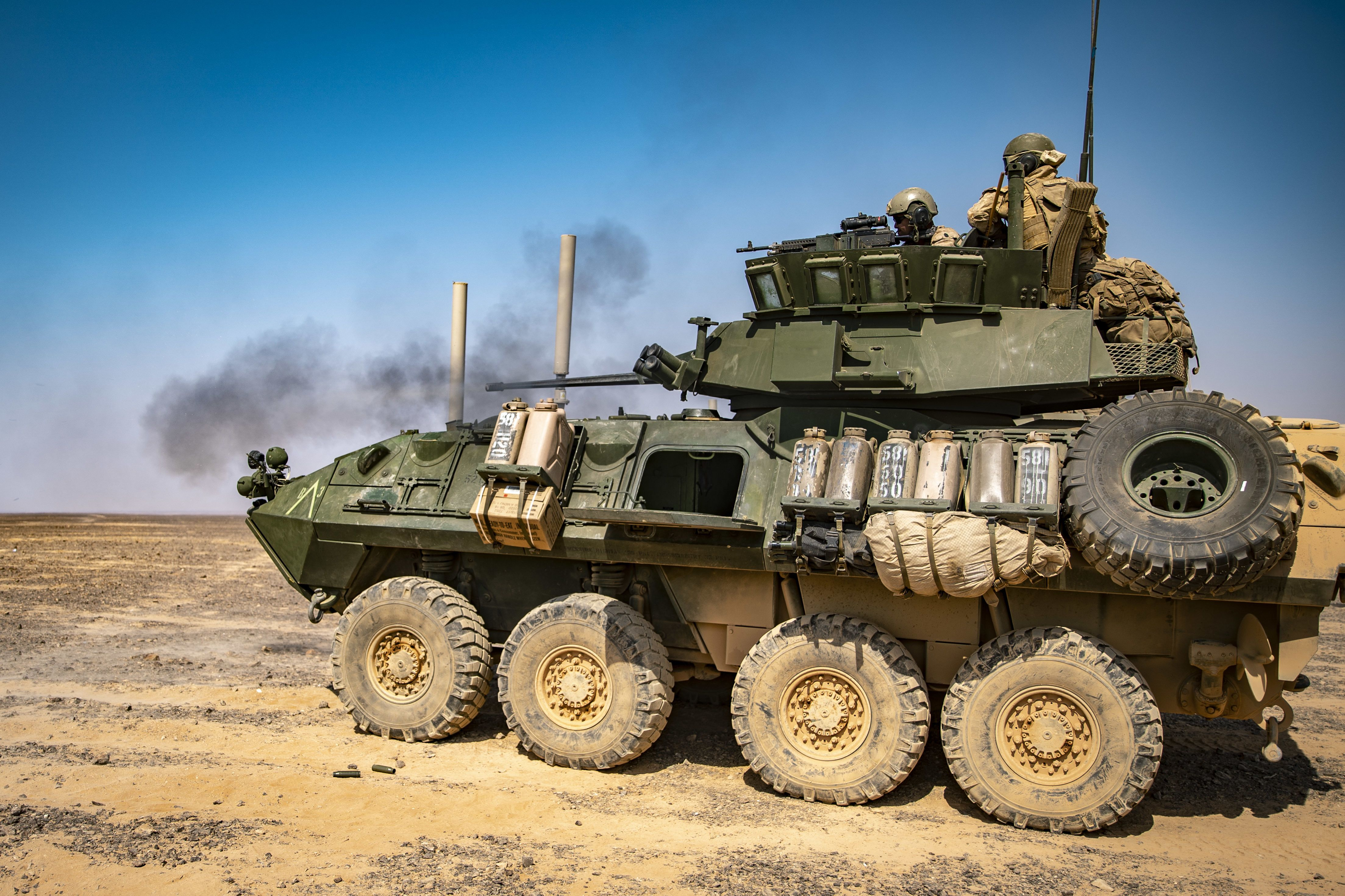 The Marines Need a New Armored Scout Car