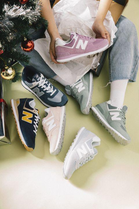 New Balance 996、574聖誕節限定配色
