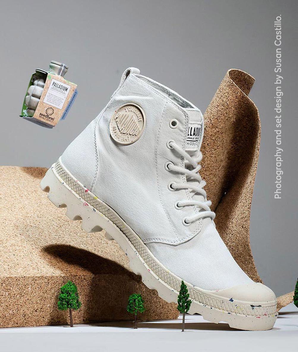 PALLADIUM, boots, 世界地球日, 有機靴, 軍靴, 靴子