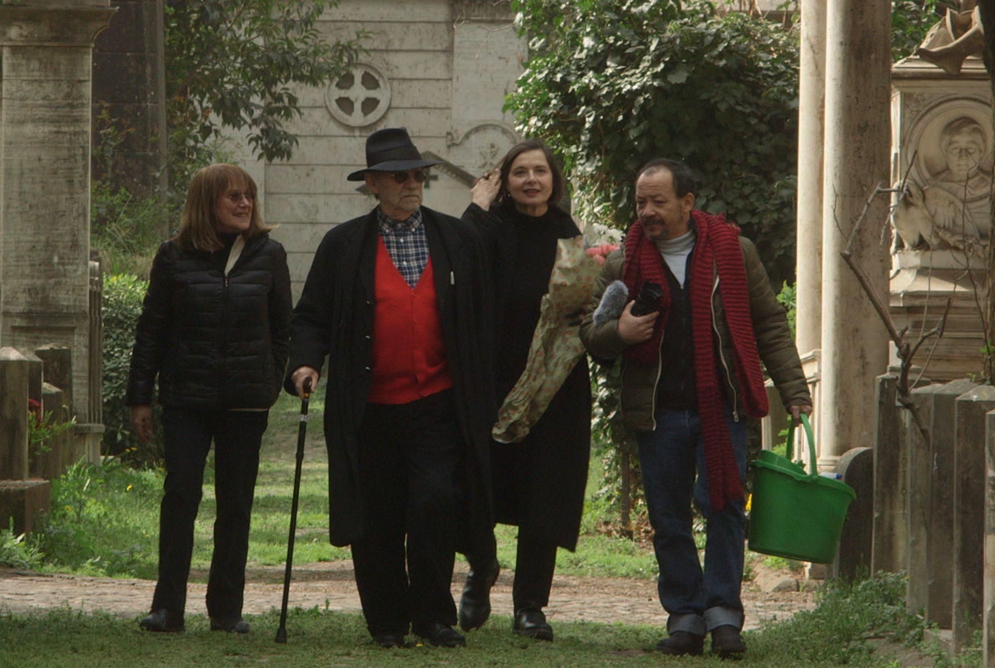"""""""Se c'è un valore in questo film è la sincerità"""" I segreti della famiglia Rossellini svelati a Venezia"""