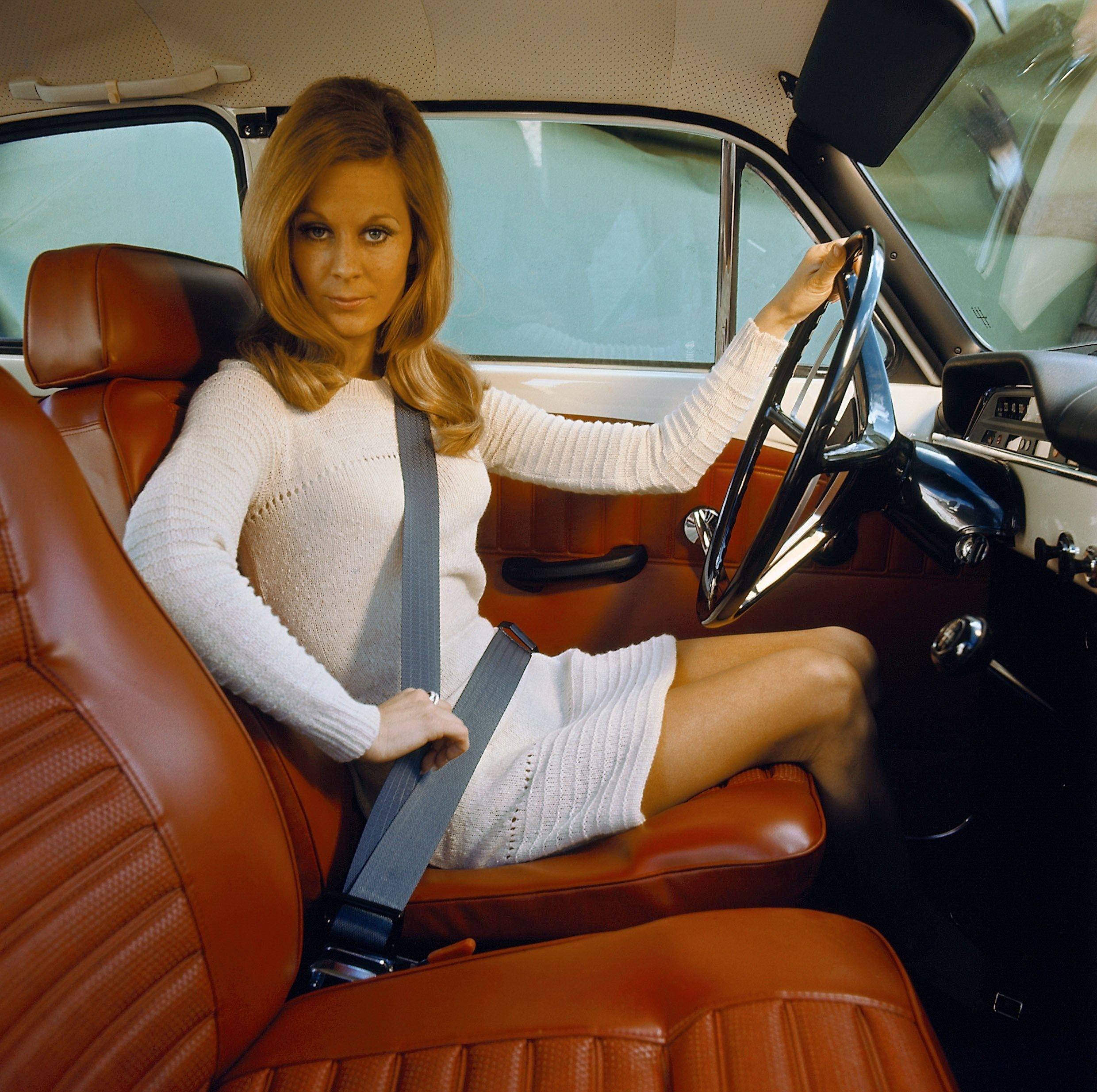 The Three-Point Seatbelt Turns 60, and It's a Hero