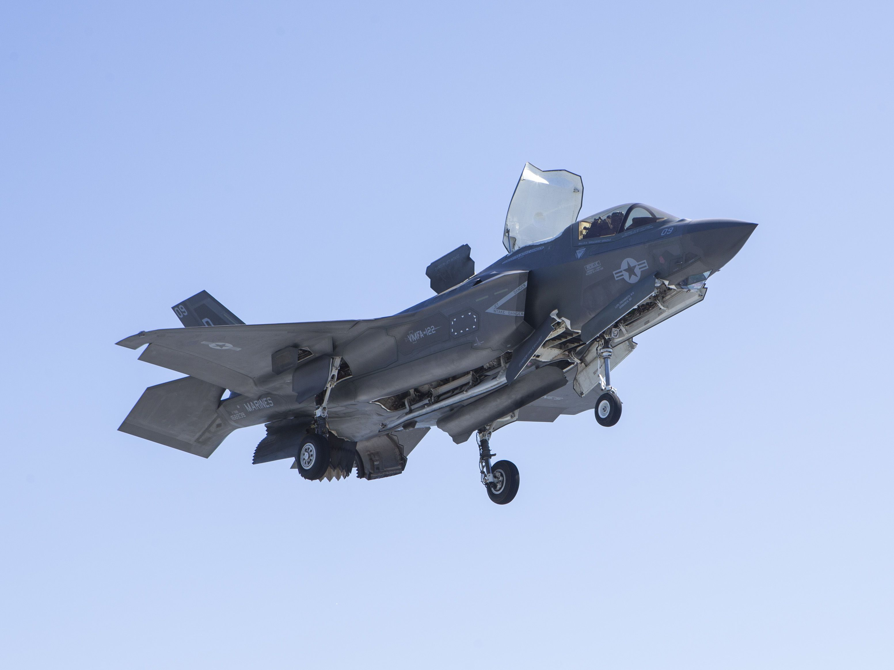 The F-35 Is Cheap To Buy (But Not To Fly)