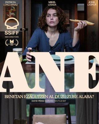 Ane', de David Pérez Sañudo, potente y arrolladora ópera prima