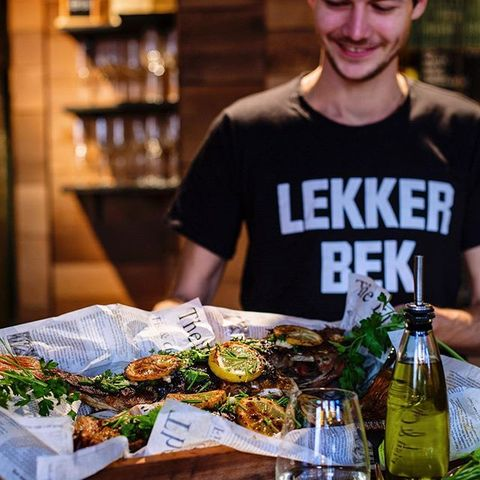 Pesca Amsterdam restaurant
