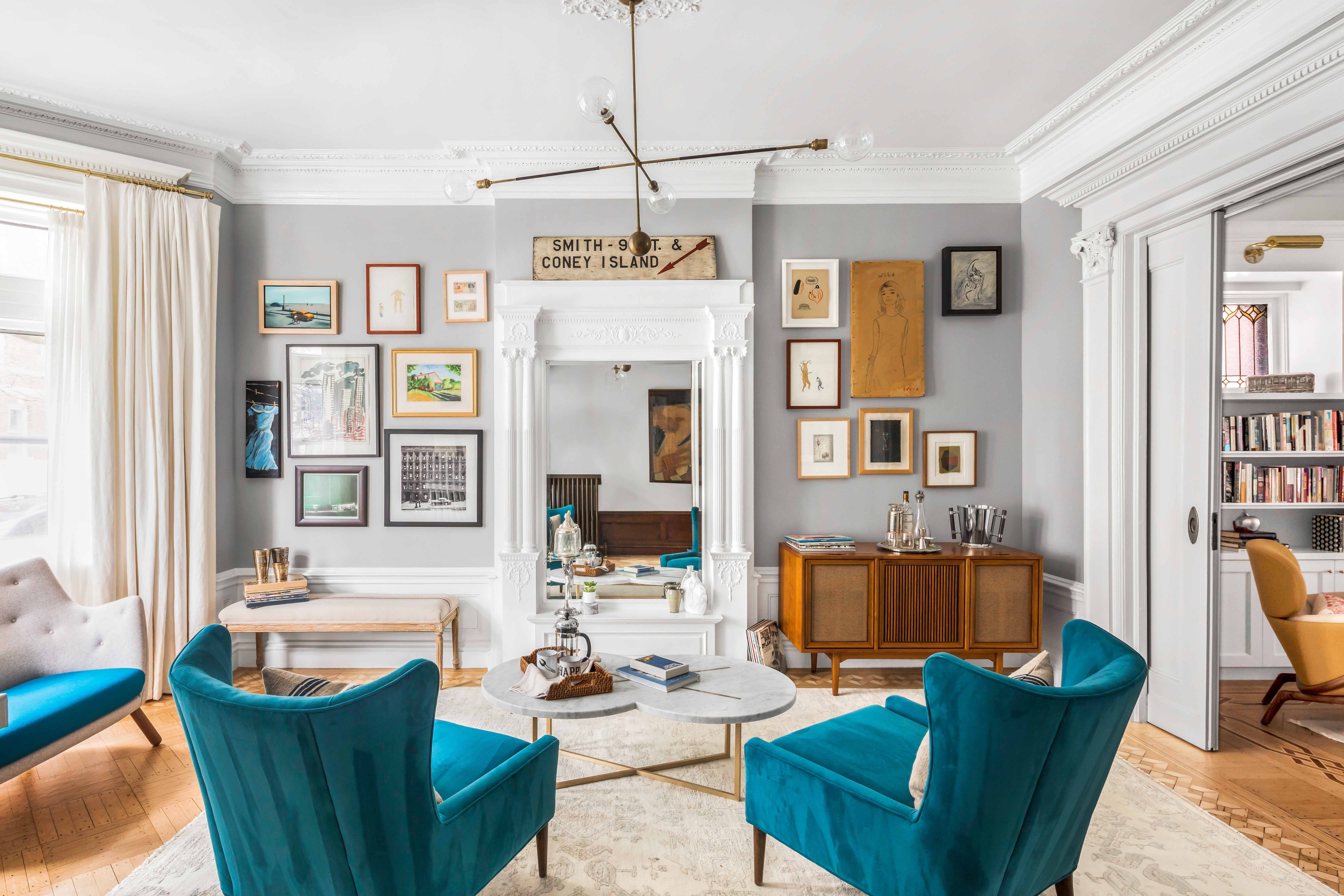 John Krasinski Emily Blunt Brooklyn House