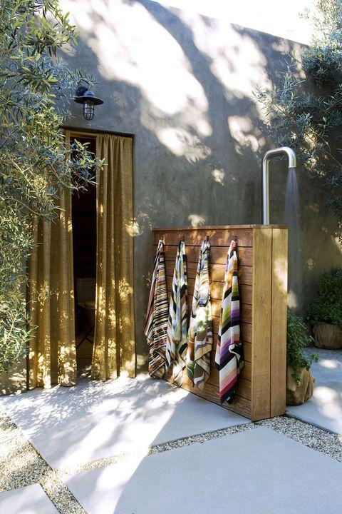 18 Beautiful Outdoor Shower Ideas Stunning Outdoor
