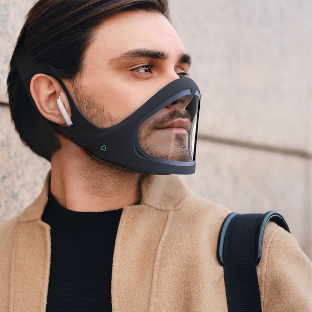 mascarill inteligente creada por un español