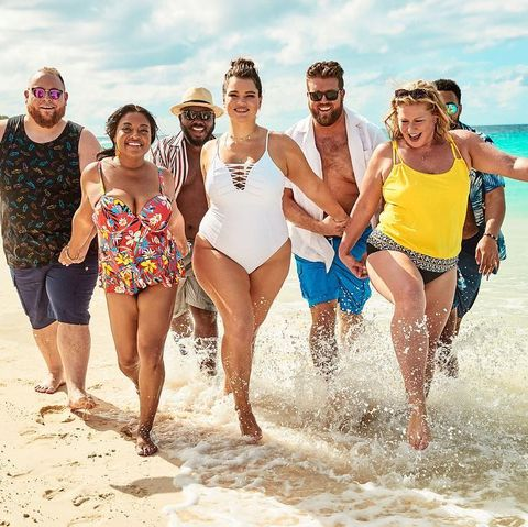 17fc449f584e1 Ashley Graham's Swimsuits for All Body-Positivity Campaign - Best ...