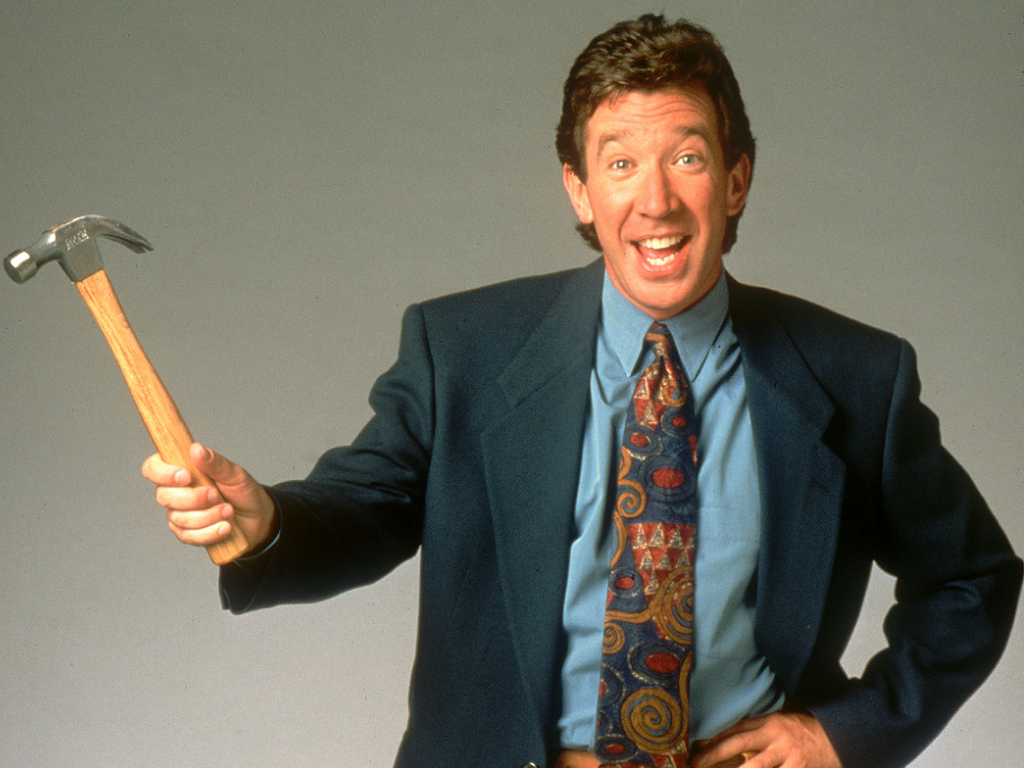 """Tim Allen Says He Is """"Very Interested"""" In a Home Improvement Reboot"""