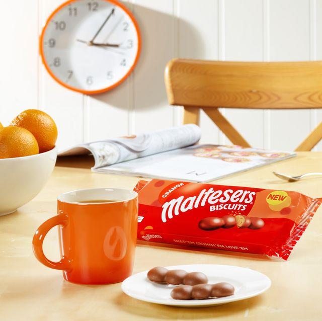malteser biscuits orange flavour