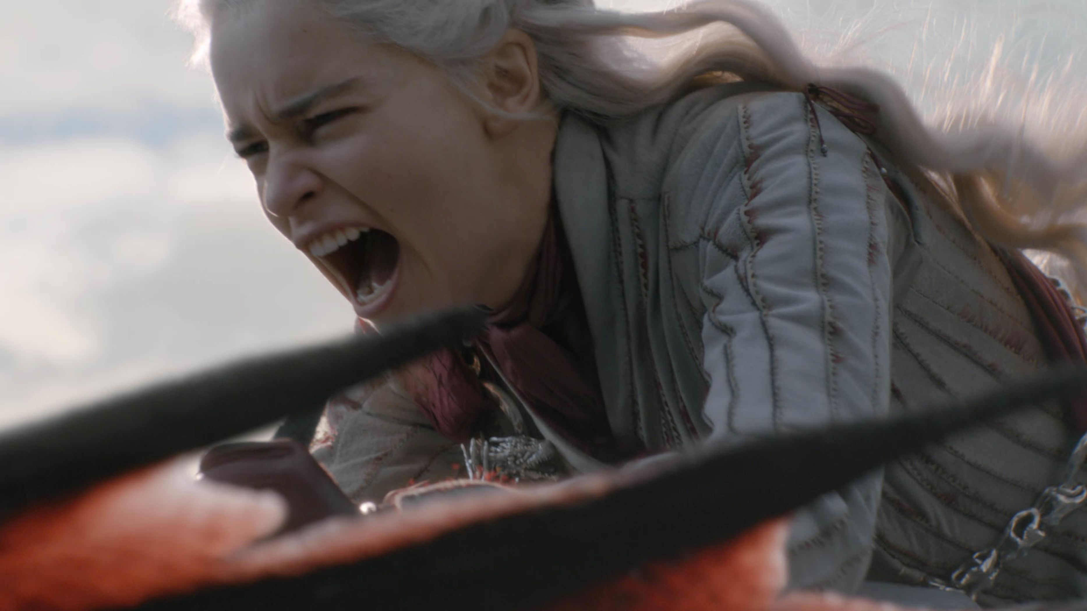 Uhhh, 'GoT' Forgot to Edit Daenerys onto Drogon's Back While He Attacked King's Landing