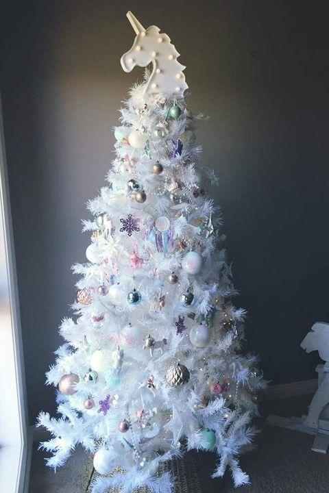 Unicornio Navidad