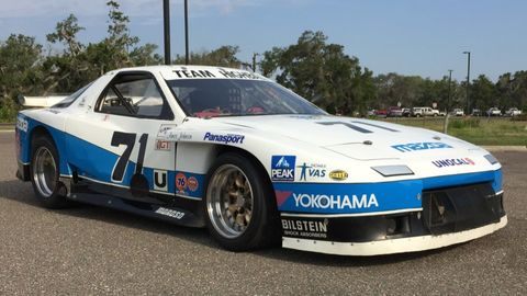 One Of Mazda S Greatest Race Cars Is Up For Sale