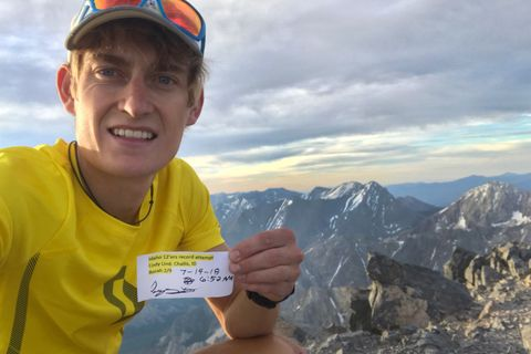 Cody Lind Climbing Record