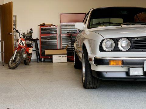 Best Garage Floor Paint Latex Acrylic Or Epoxy