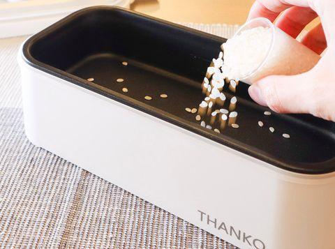 日本推出超輕巧「便當盒電子鍋」熱賣中!14分鐘做好白飯和蒸食,一個人的午餐也可以很幸福