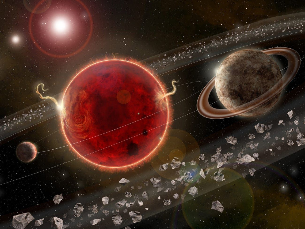 Is There a Hidden 'Super-Earth' Exoplanet Orbiting Our Closest Stellar Neighbor?