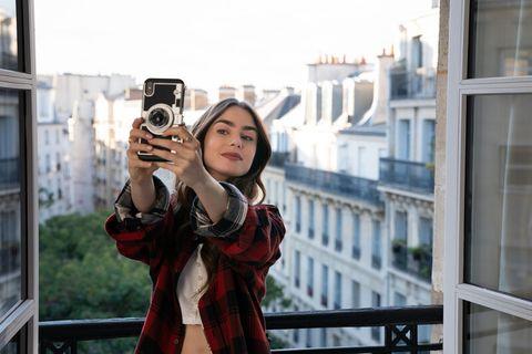 艾蜜莉在巴黎