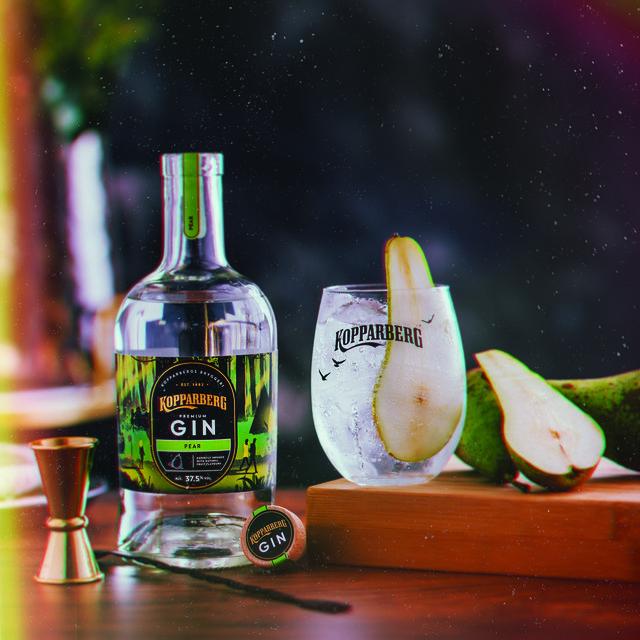 koppaberg pear gin