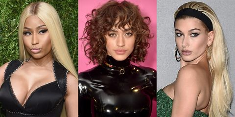 the 5 biggest hair trends to try before 2018 ends