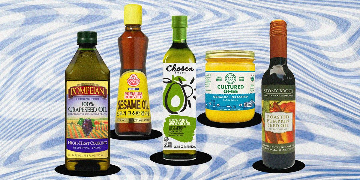 Five Lesser-Known Cooking Oils and How to Use Them