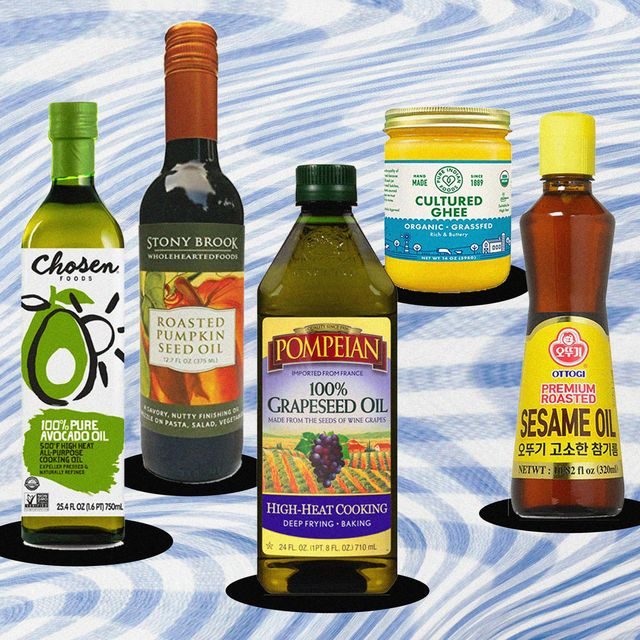 avocado oil pumpkin seed oil grapeseed oil cultured ghee sesame oil