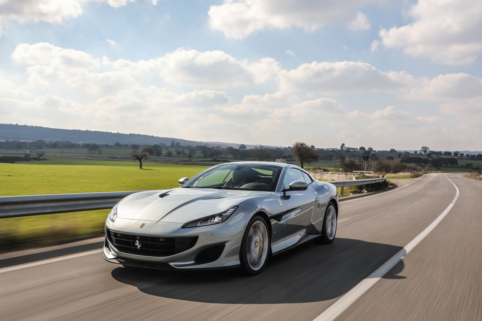 The Ferrari Portofino Is 600 Hp Of Affordable Italian Fun Ferrari