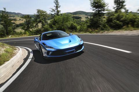 Land vehicle, Vehicle, Car, Supercar, Automotive design, Performance car, Sports car, Mode of transport, Automotive exterior, Coupé,