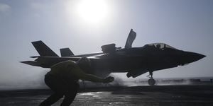 F-35B Lightning II- Ready to Strike