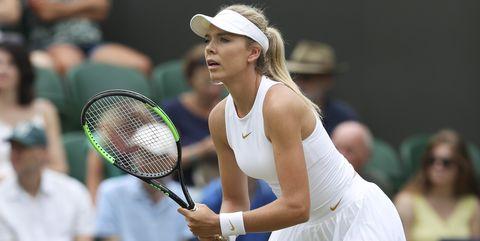 2018 The Wimbledon Tennis Championships Day 4 Jul 5th
