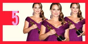 5 things to make you happy, natalie portman, oscar, acteerlessen, masterclass acteren