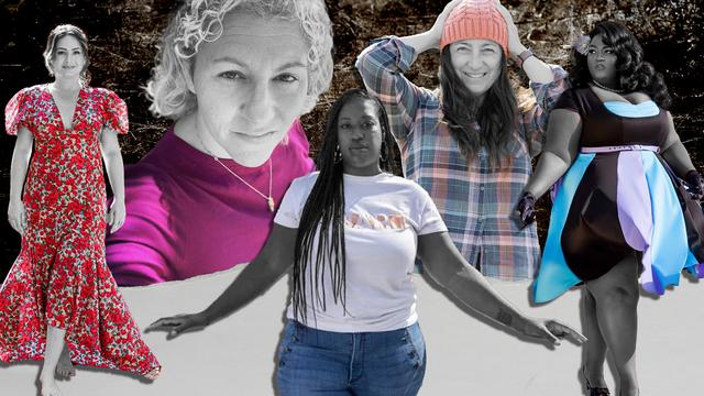 5 women helping to create community