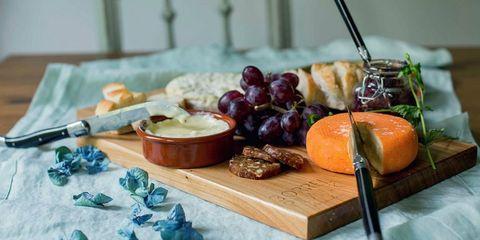 eten warm weer kaas