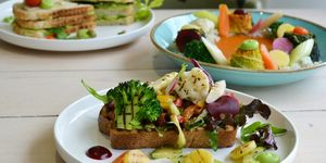 Vegetarisch eten Eindhoven