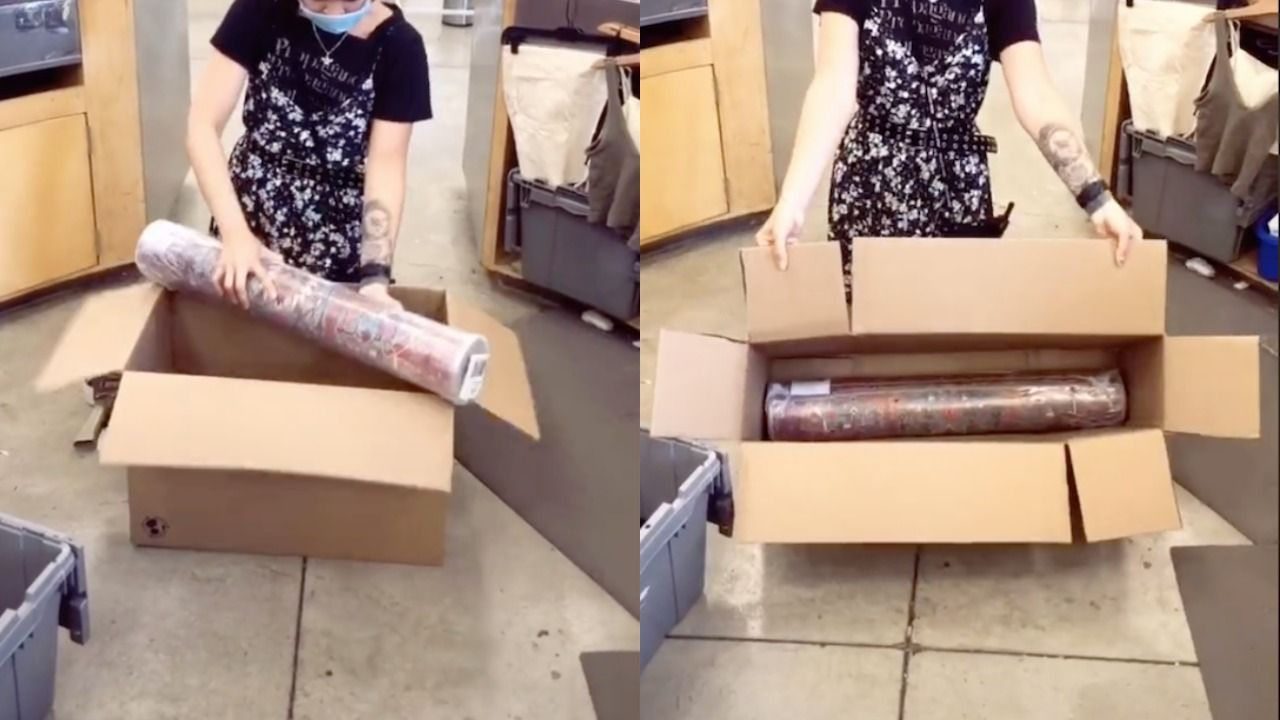 This Super Easy Hack Will Make Your Cardboard Box Longer for Easier Moving