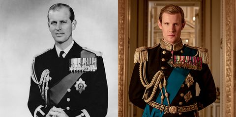Prince Philip , Matt Smith, The Crown, Netlfix