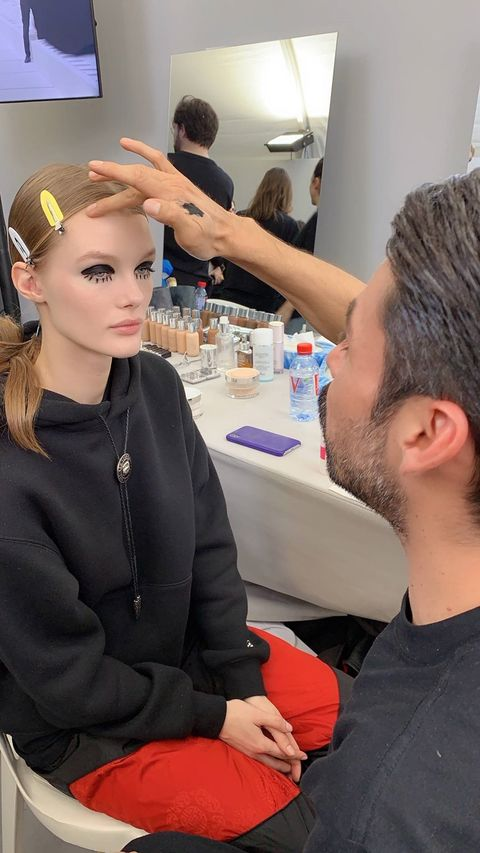 fa51ed782840c Celebrity Makeup Artist Daniel Martin Takes Us Through a Day in His ...