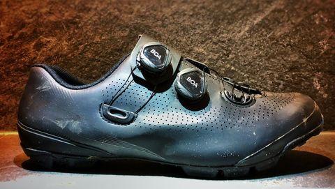 Review: Shimano XC7 MTB schoenen