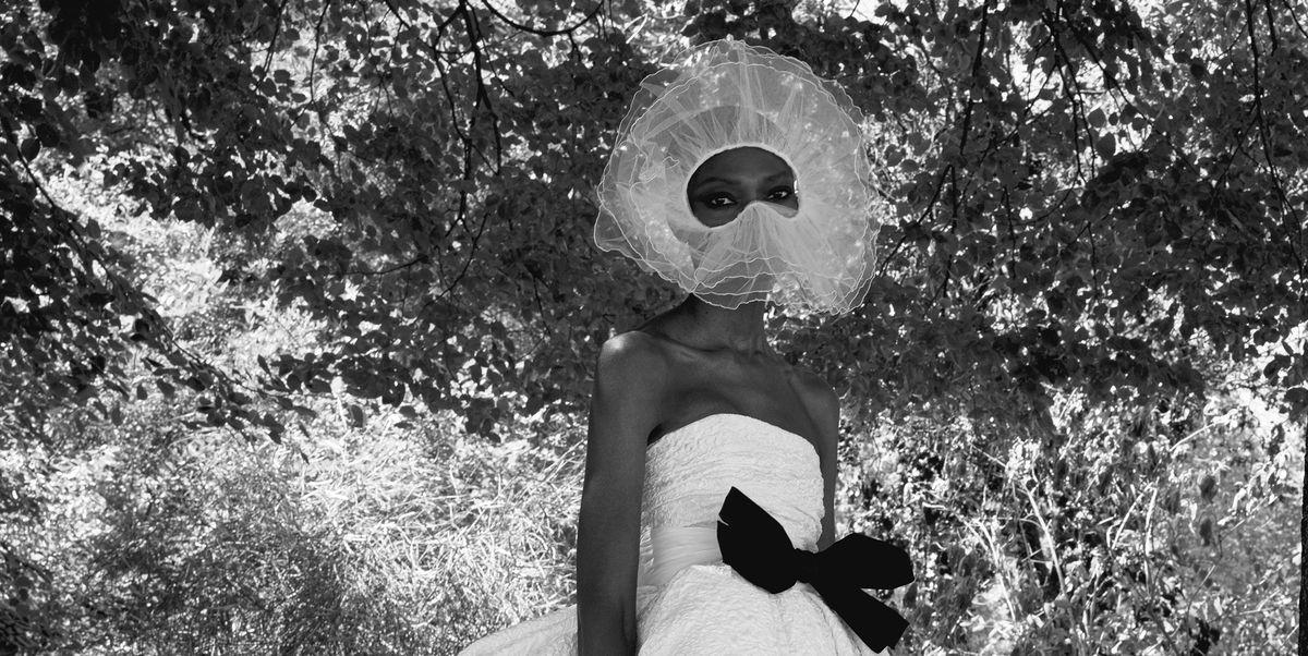 Debra Shaw in Haute Couture Fall/Winter 2020