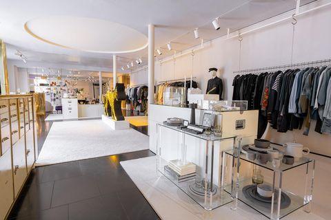 nieuwe fashion en beauty stores winkels amsterdam