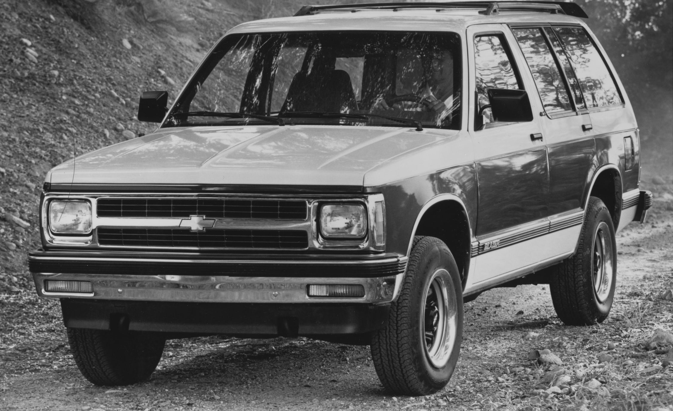 A Visual History of the Chevrolet Blazer | Feature | Car and Driver