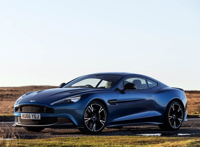 2019 Aston Martin Vanquish Review Pricing And Specs