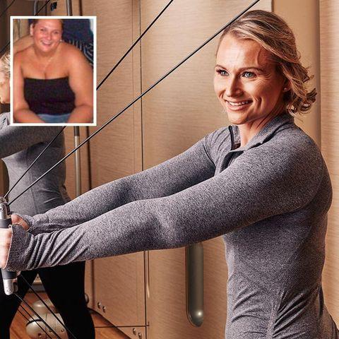 Pamela Bauer weight loss