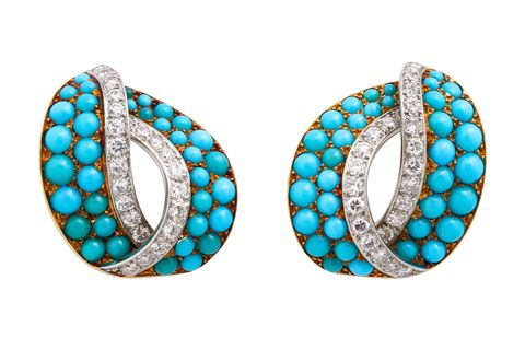 turquoise cartier