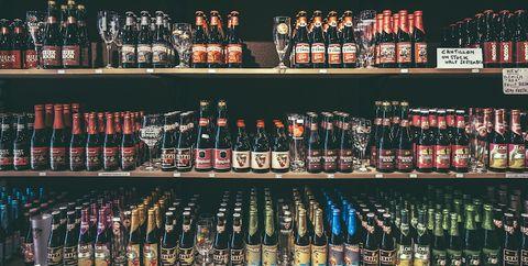 Alcohol, Drink, Alcoholic beverage, Distilled beverage, Liquor store, Liqueur, Bottle, Beer, Whisky, Blended whiskey,