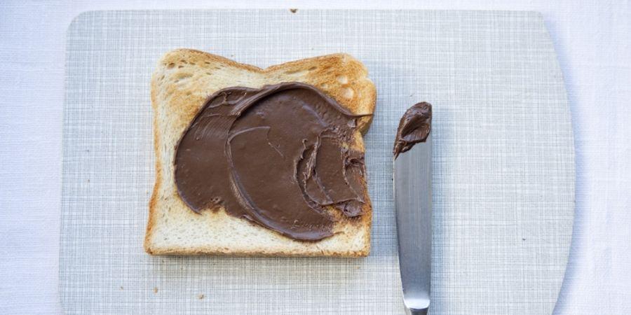 Nutella weetjes