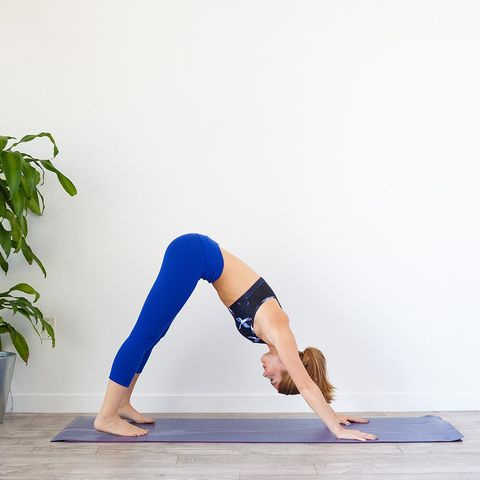the hiit yoga workout will satisfy all your calorie