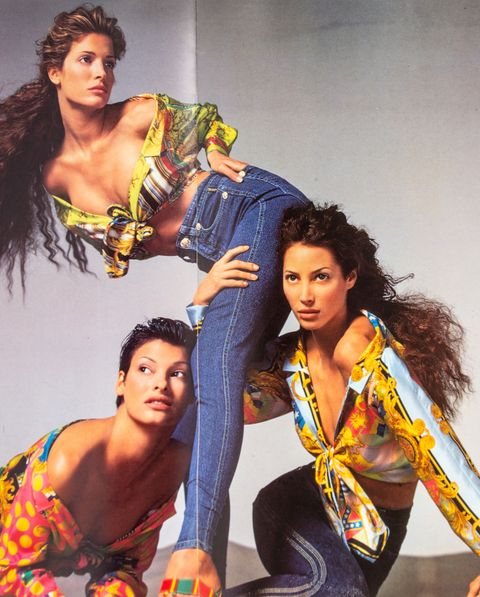 '90s Gianni Versace